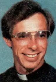 Rev. Daniel Pater in the early 1980s