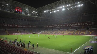 Turkish soccer league plans to resume playing on June 12