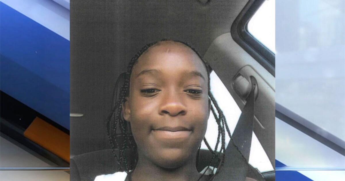 Police searching for missing 12-year-old girl