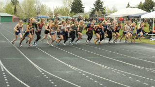 Laurel boys, girls sweep Eastern A divisional track and field meet