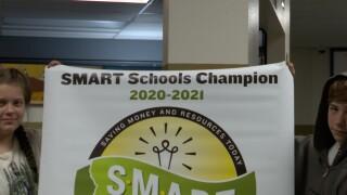 Polson Middle School SMART School