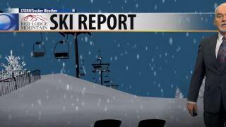 Ski Report 3-27-19