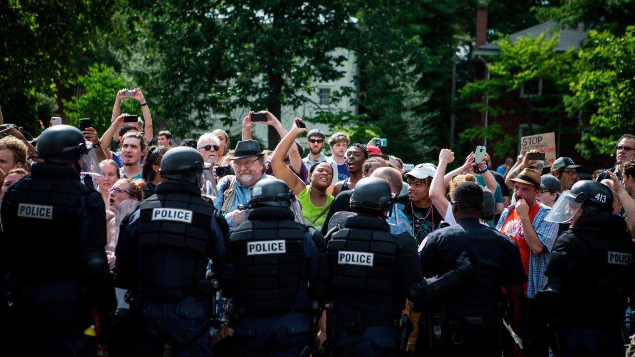 Charlottesville rally organizer requests permit for 'white civil rights rally' inWashington