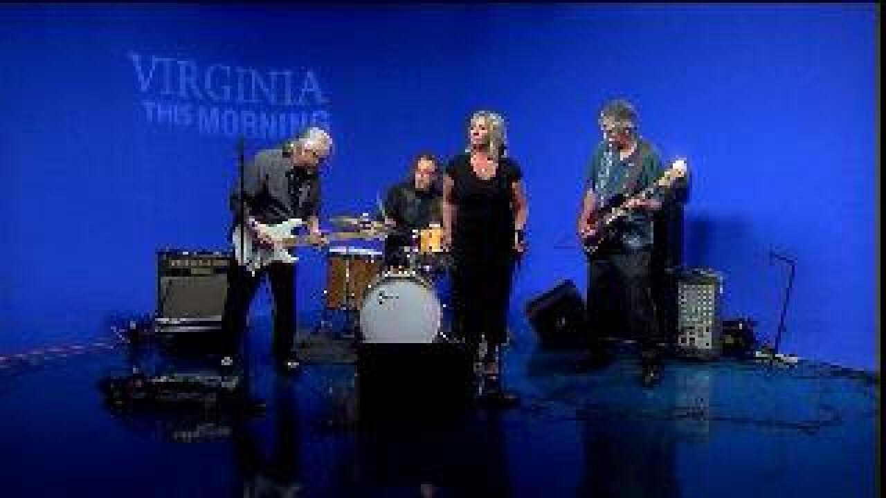 VIRGINIA THIS MORNING: Rockin' blues band 'Tough Deal' returns