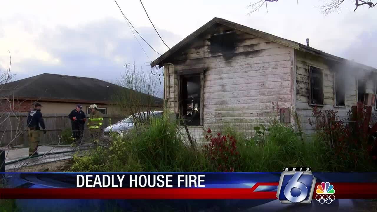 Fatal house fire on National Drive