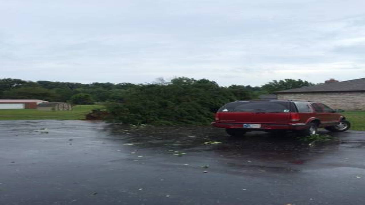 PHOTOS: Monday tornadoes and damage