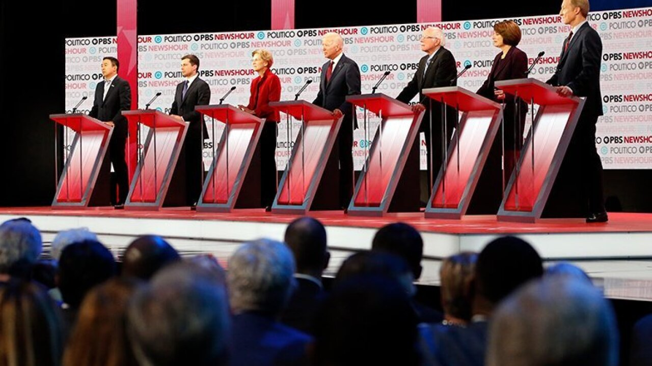 Buttigieg comes under fire as Democratic debate heats up
