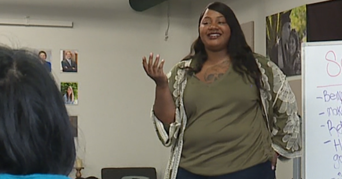 Local woman helping LGBTQ youth in foster care
