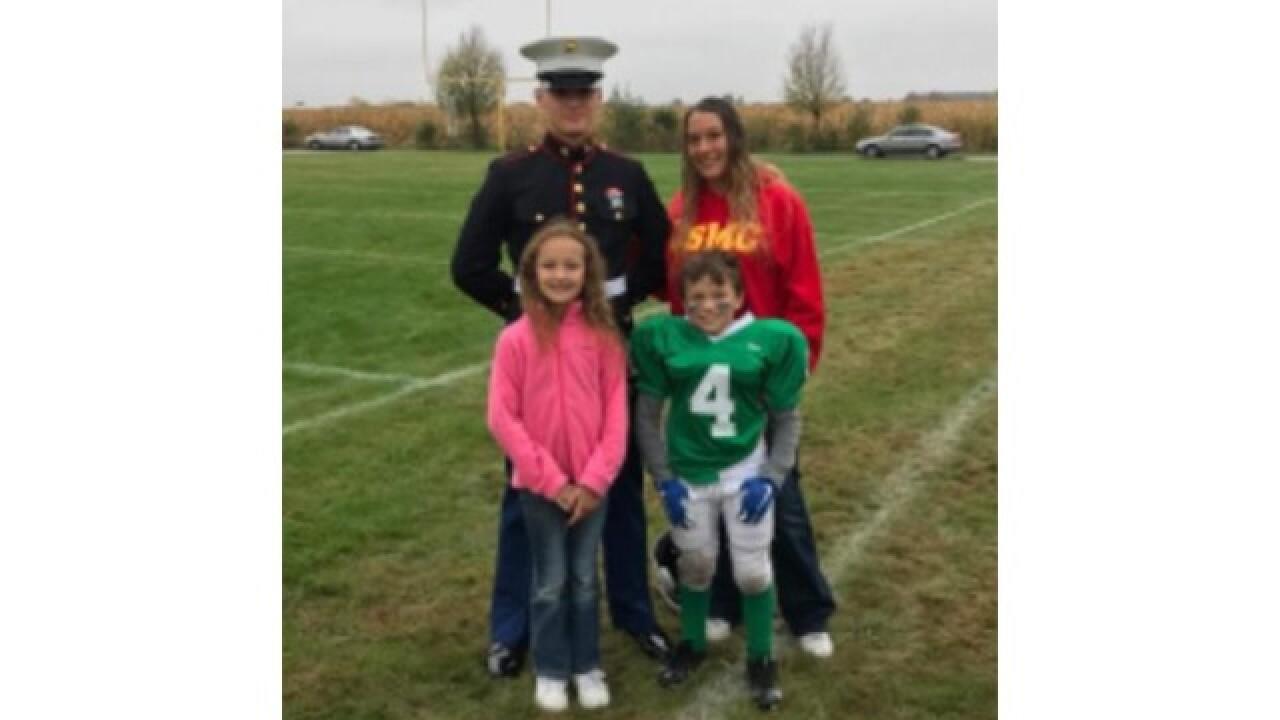 18-year-old Marine killed at Camp Pendleton