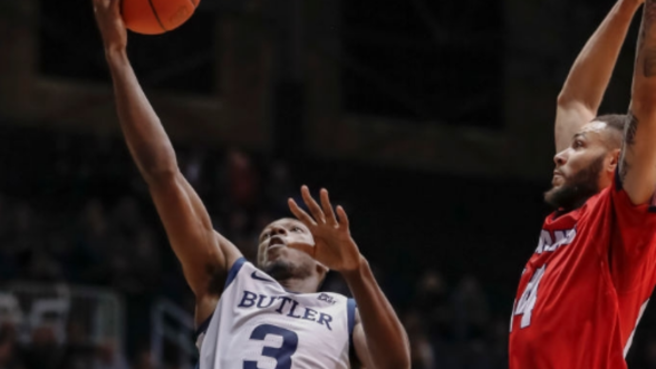Baldwin, Butler pull away for win over Detroit Mercy