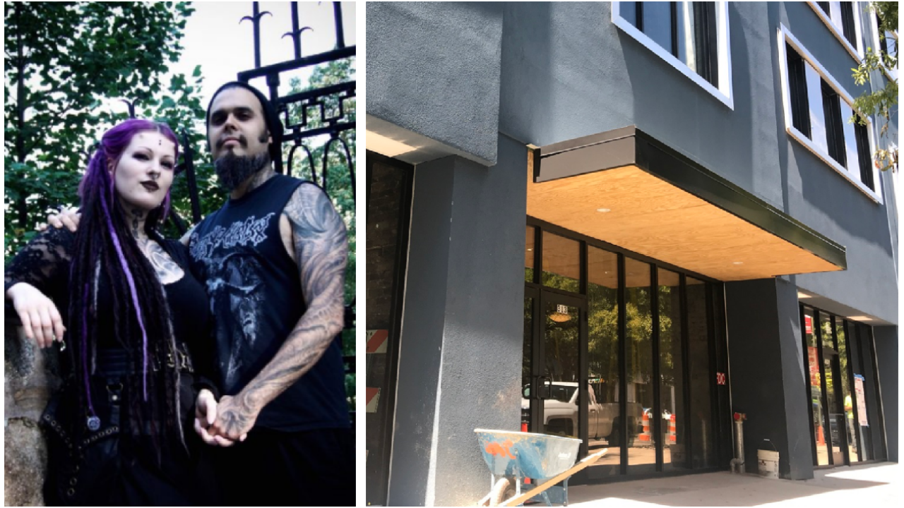 Tattoo parlor, art gallery with a haunted twist slated for downtown
