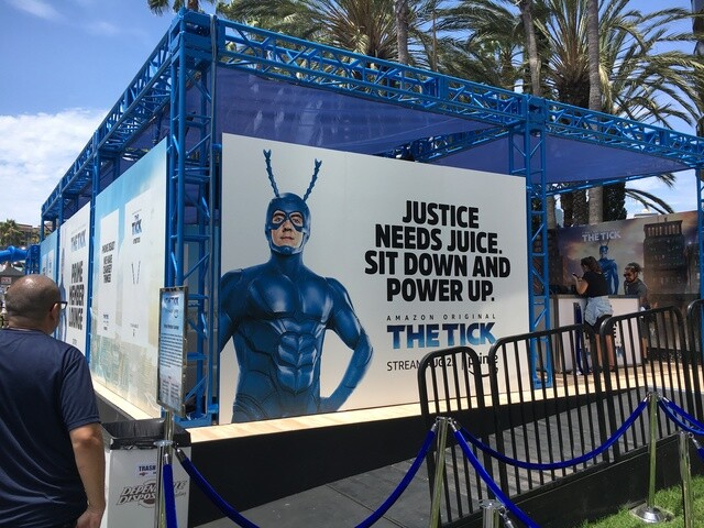 San Diego Comic-Con 2017: Preview Night