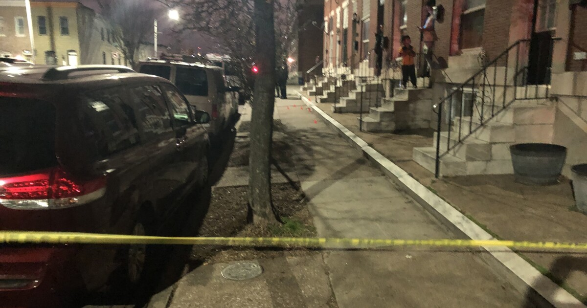 Baltimore Police investigating double shooting in Southeast Baltimore