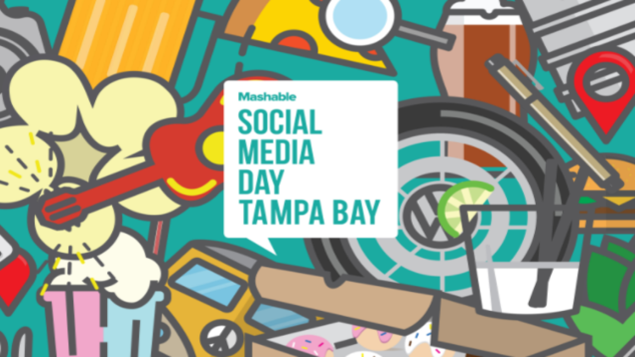 Celebrate Social Media Day in Tampa Bay