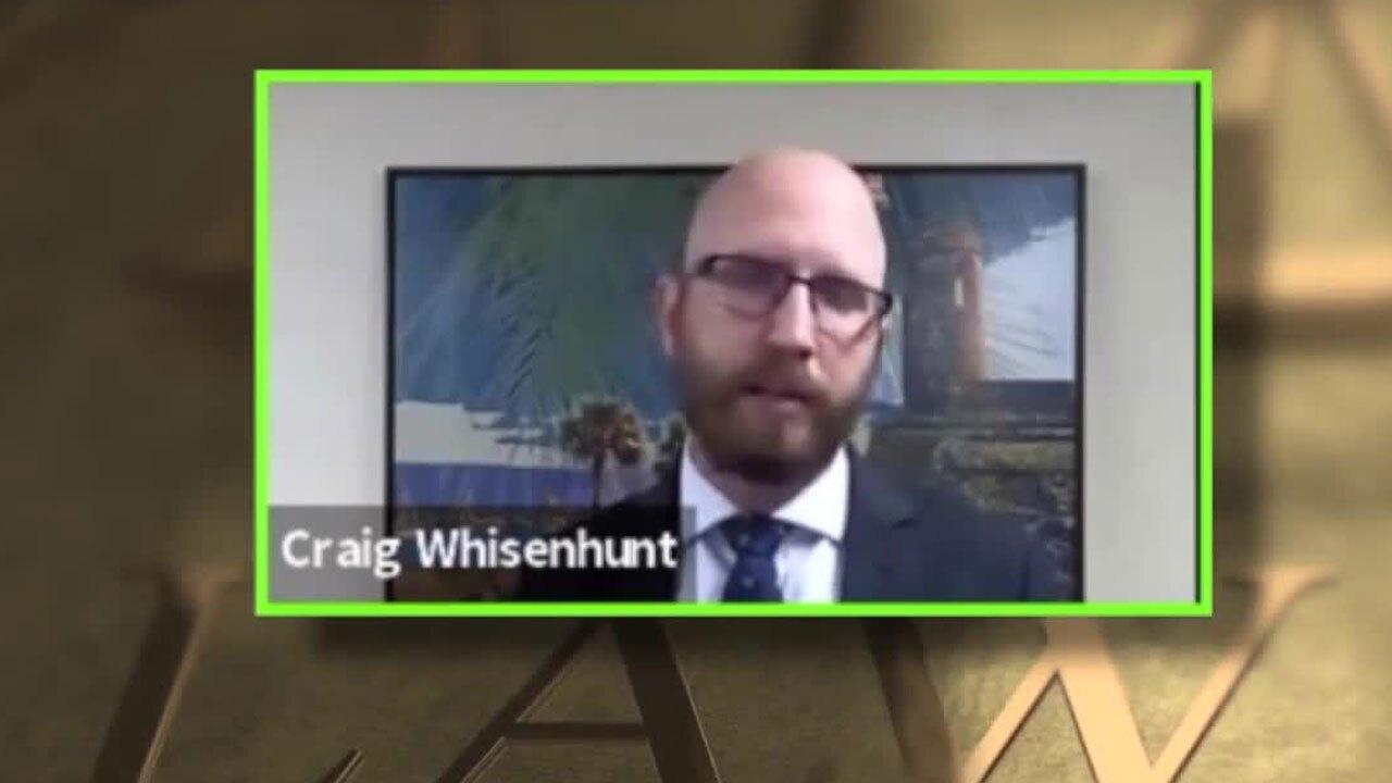 Attorney Craig Whisenhunt, plaintiffs' attorney in school mask lawsuit