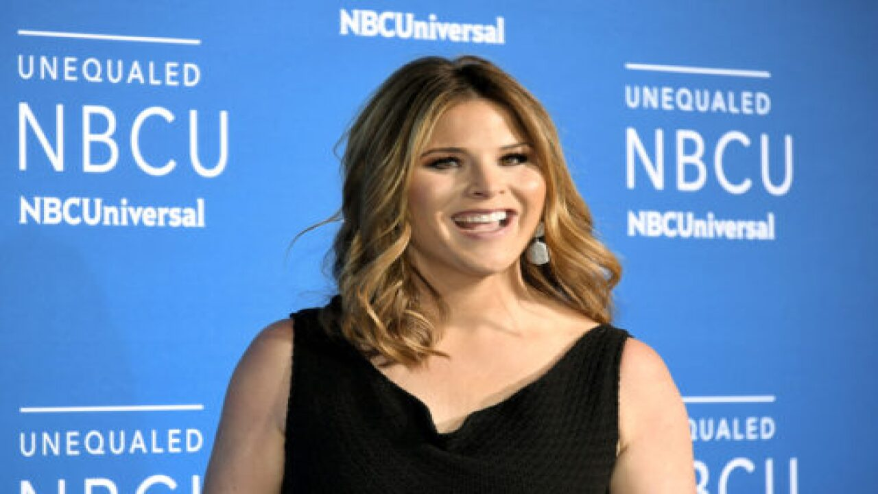 People Are Loving Jenna Bush Hager's Adorable Family Christmas Card