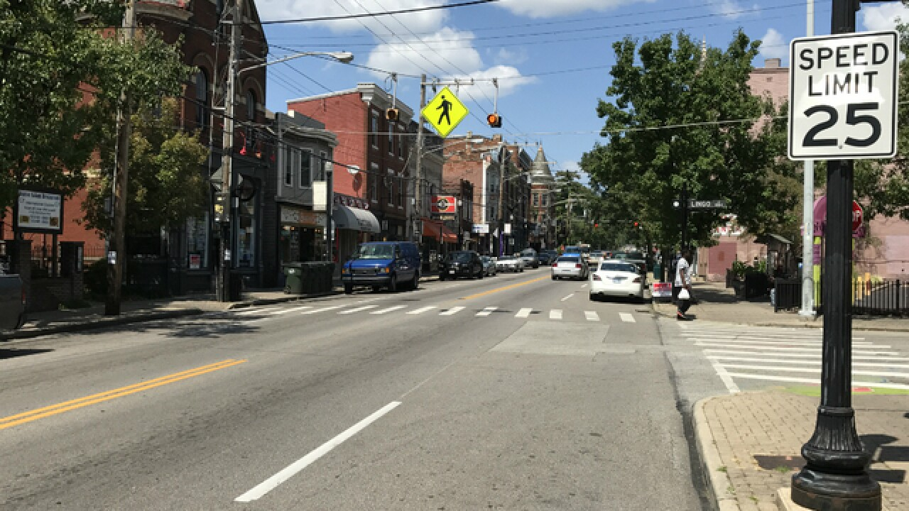Northside pedestrian safety study underway