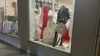National City formalwear shop targeted by vandal twice in three weeks