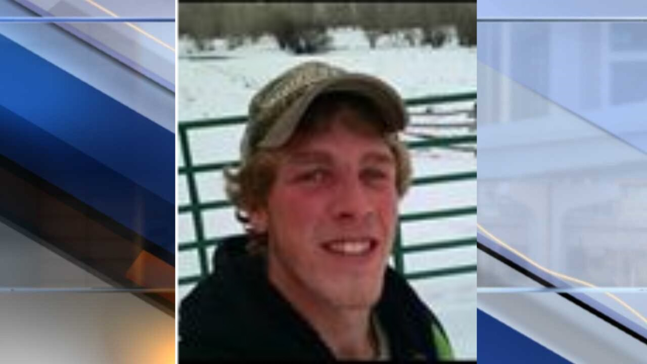 MISSING MAN: 23-year-old man missing in Custer County