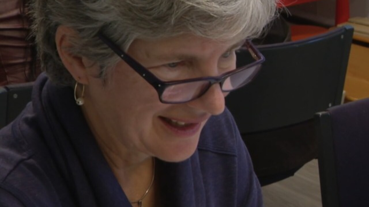 Woman follows passion in retirement as study shows more women optimistic about aging