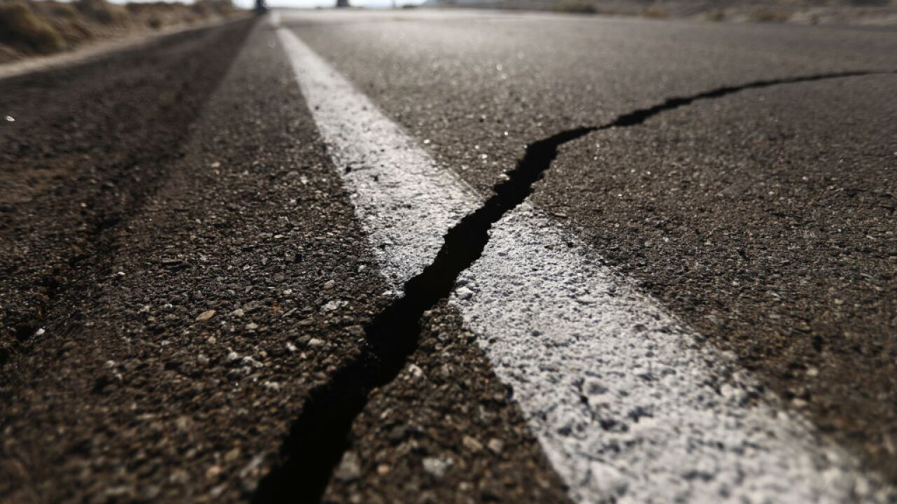 6.4 Magnitude Earthquake Rattles Southern California
