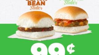 White Castle bringing back black bean burger through Feb. 10