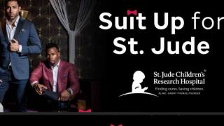 suit up for st jude campaign