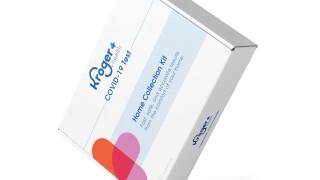 Kroger to offer home COVID-19 testing kit for frontline associates