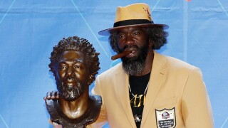 Ed Reed Hall of Fame
