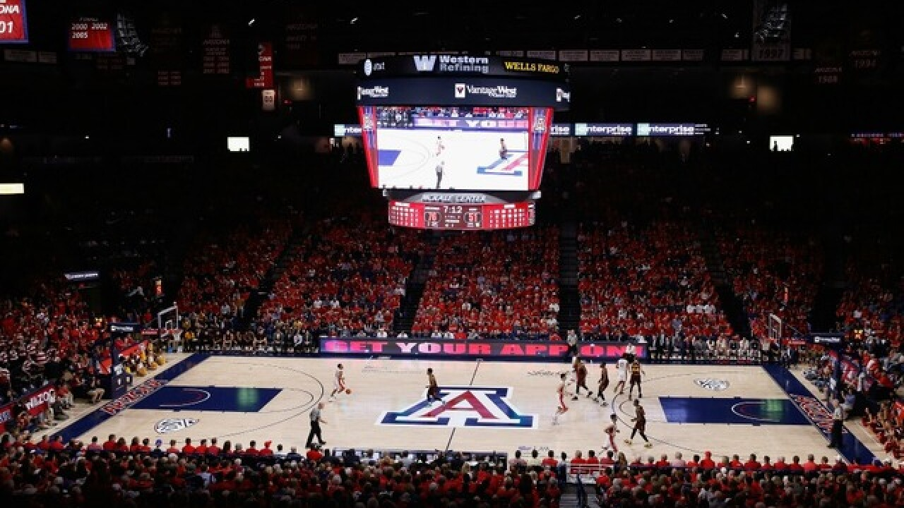 Man allegedly changed bar's cable TV package to watch Arizona Wildcats game