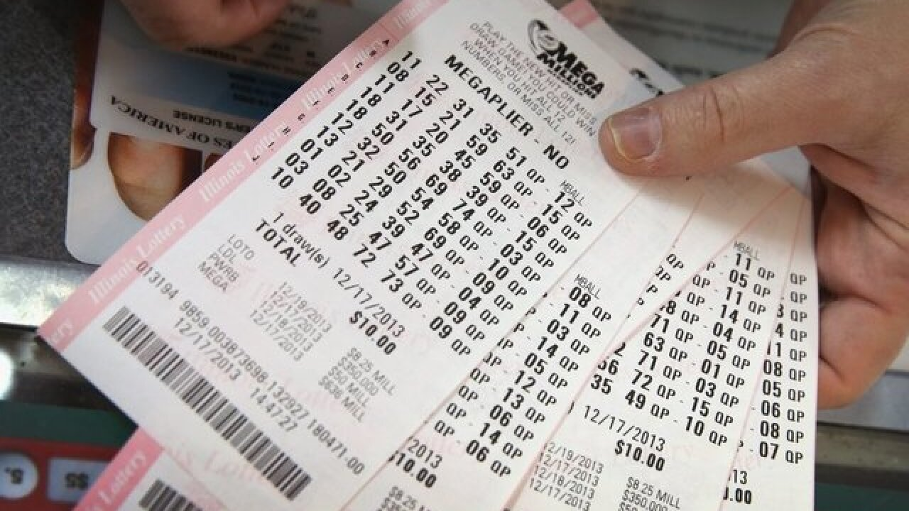 $1.537 billion lottery win just shy of record, winning ticket sold in South Carolina