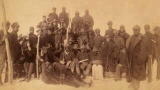 Buffalo Soldiers in the National Parks