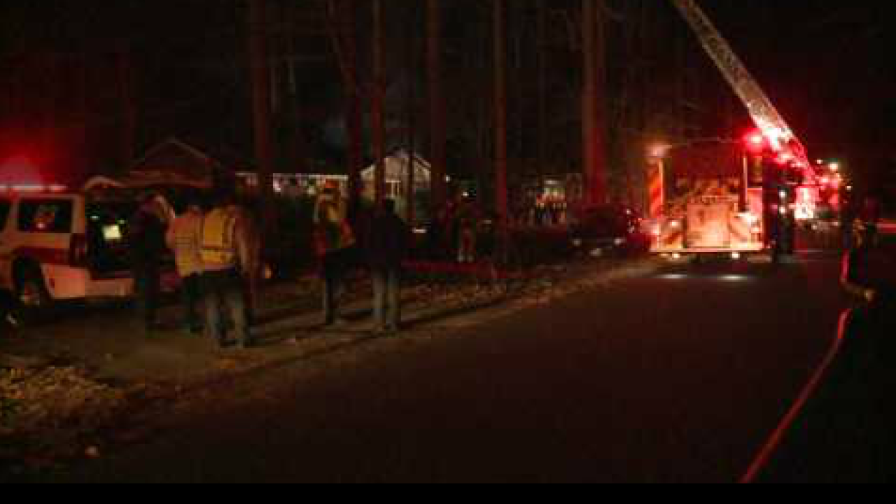 No injuries reported after Virginia Beach house fire