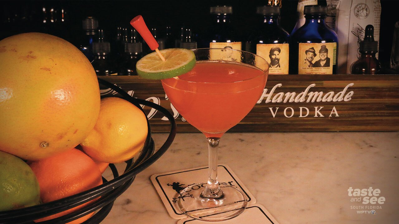 The Cooper restaurant along PGA BLVD. is trying to drum up business during The Honda Classic by offering a secret Honda Classic drink menu.