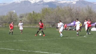 Utah Youth Soccer Association's state cupunderway