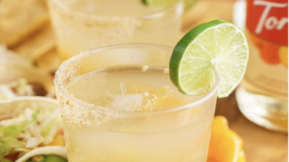 Habanero Peach Margarita Is A Sweet, Spicy Twist On The Classic Drink