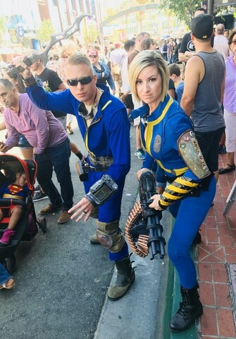 Slide Show: Cosplayers level up creativity, intricacy at San Diego Comic-Con 2018