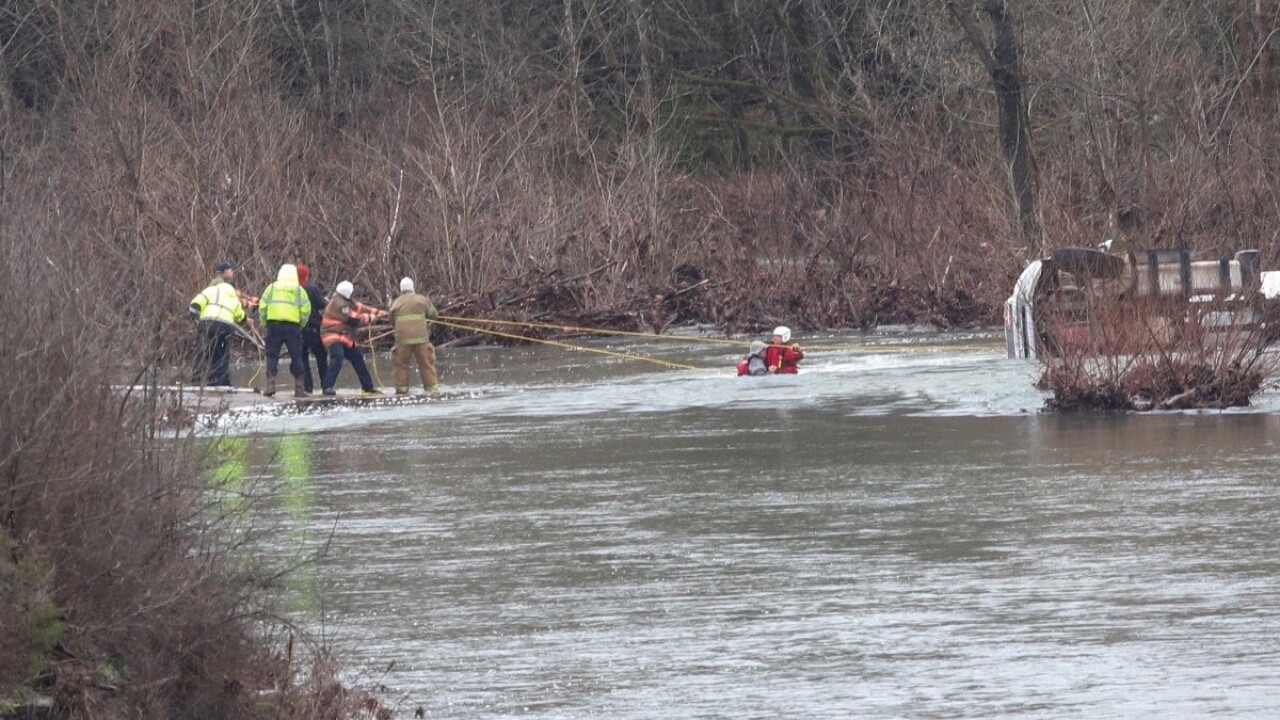 Wilson Co water rescue