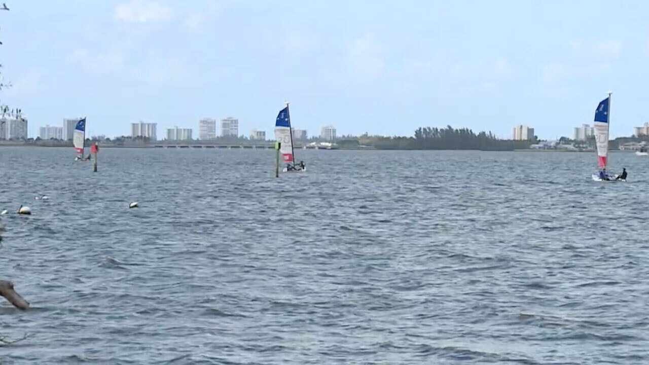 Success Sailing in Martin County