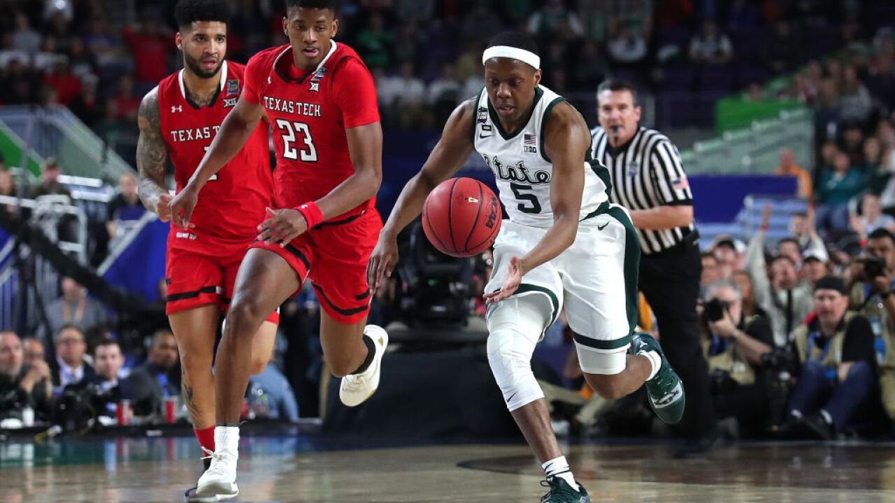 Texas Tech's defense stifles Michigan State in Spartans' Final Four loss