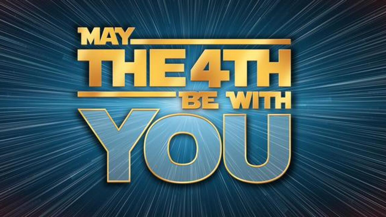 Where to celebrate Star Wars Day in Vegas