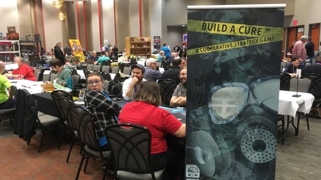 Board games win new fans among Cincy millennials