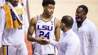 Cameron Thomas LSU Basketball 2020-21
