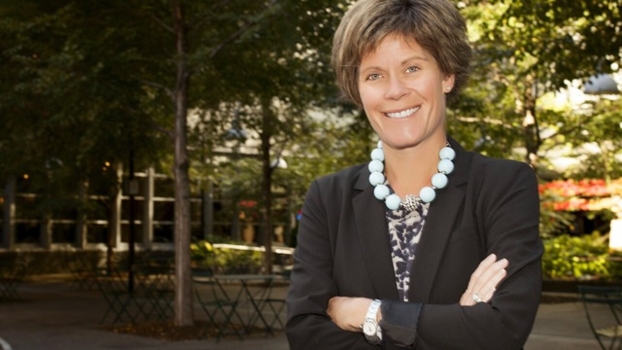 Cincinnati USA Convention & Visitors Bureau names Julie Calvert new president and CEO