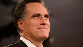 Mitt Romney has a newjob