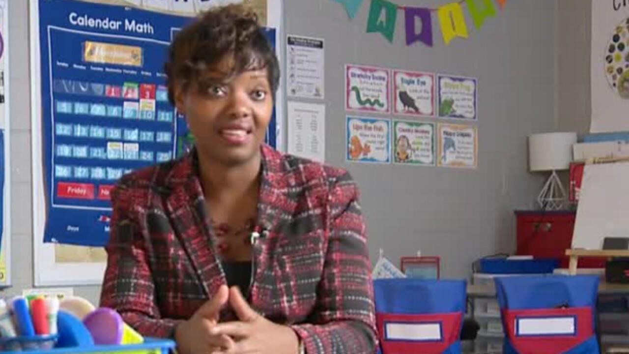 Metro Principal Saves Choking Elementary Student