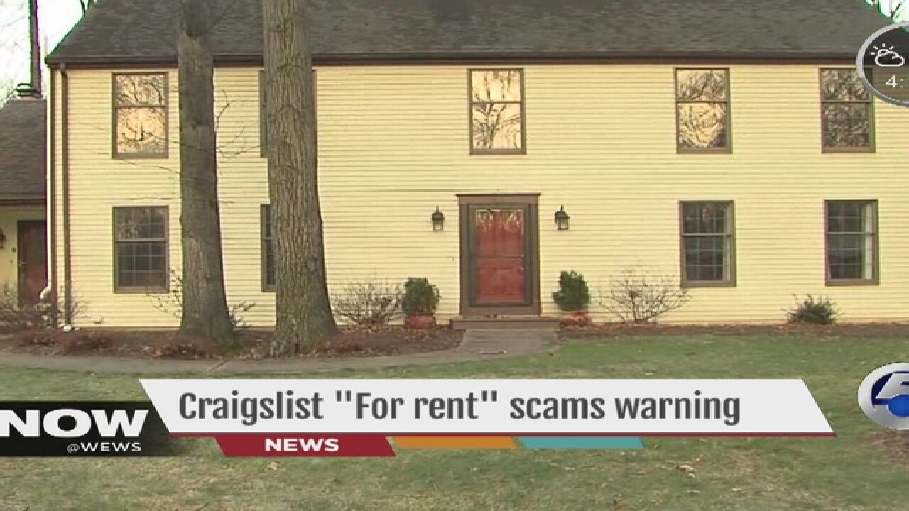 Craigslist Rental Scams Ramp Up In Neohio Click here to search our national directory of houses for rent, condos, apartments, townhomes, and more. craigslist rental scams ramp up in neohio