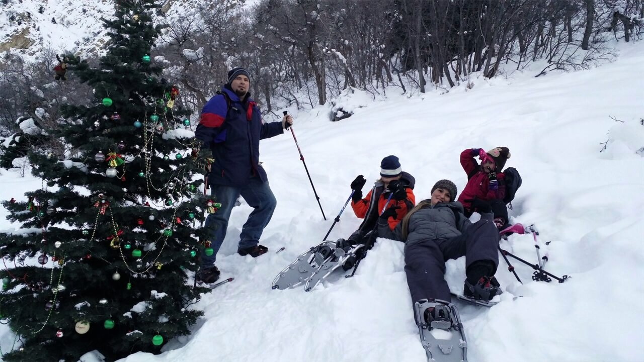 All the fun to be had outdoors thiswinter