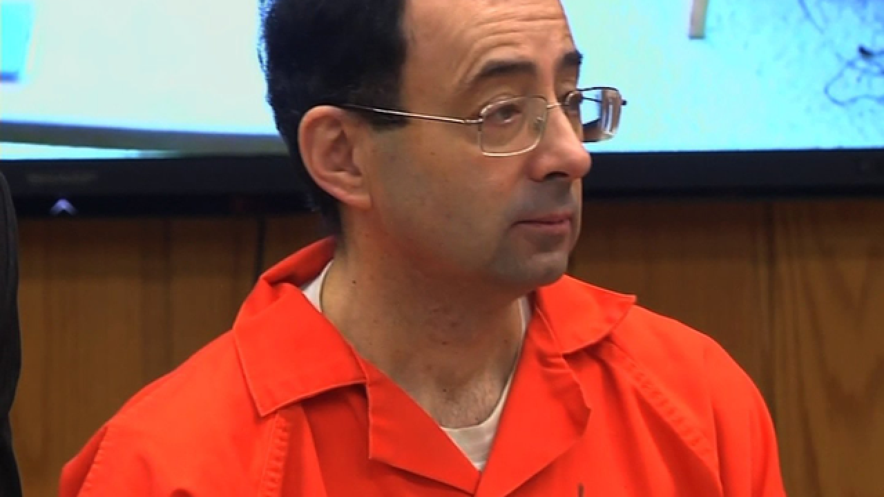 Ex-USA Gymnastics doctor Larry Nassar moved to Florida prison, TMZ reports