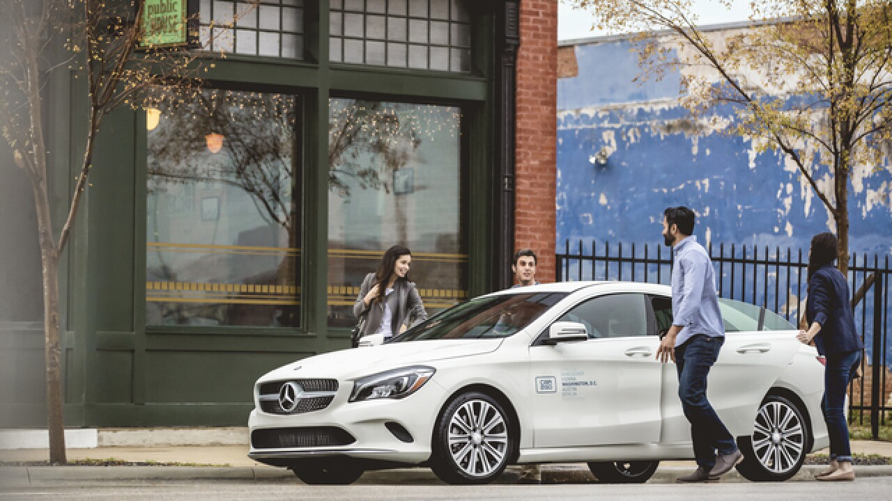 Car2Go in Denver: More users, longer trips since switching to Mercedes-Benz